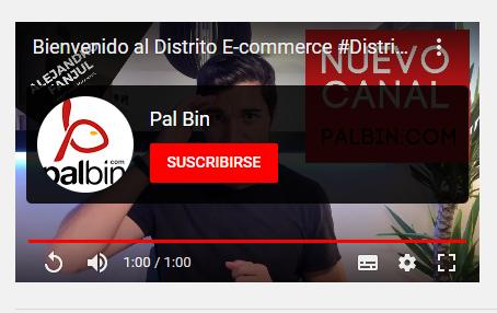 contenido web video