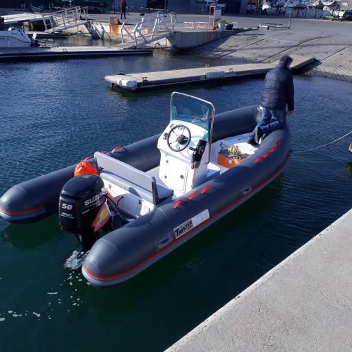 TWISTER BOATS SILVER 520. [2]