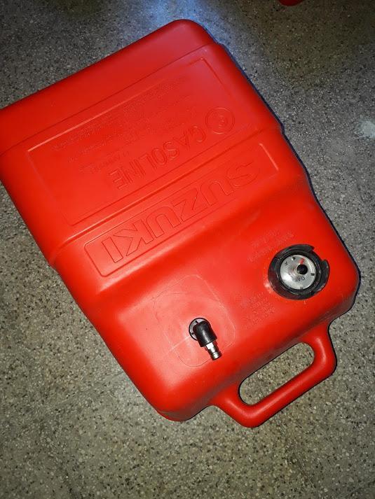 Deposito de combustible original Suzuki
