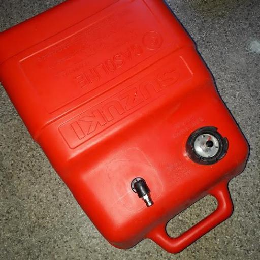 Deposito de combustible original Suzuki [0]