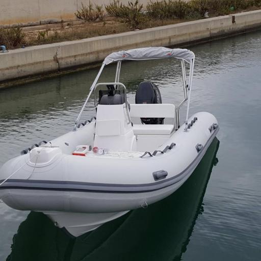 TWISTER BOATS SILVER 520. [1]
