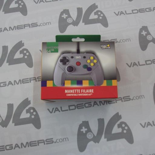 Mando Nintendo 64 Compatible - NUEVO