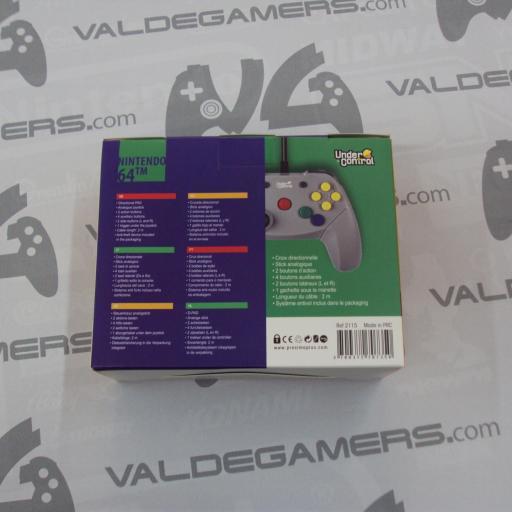 Mando Nintendo 64 Compatible - NUEVO [1]