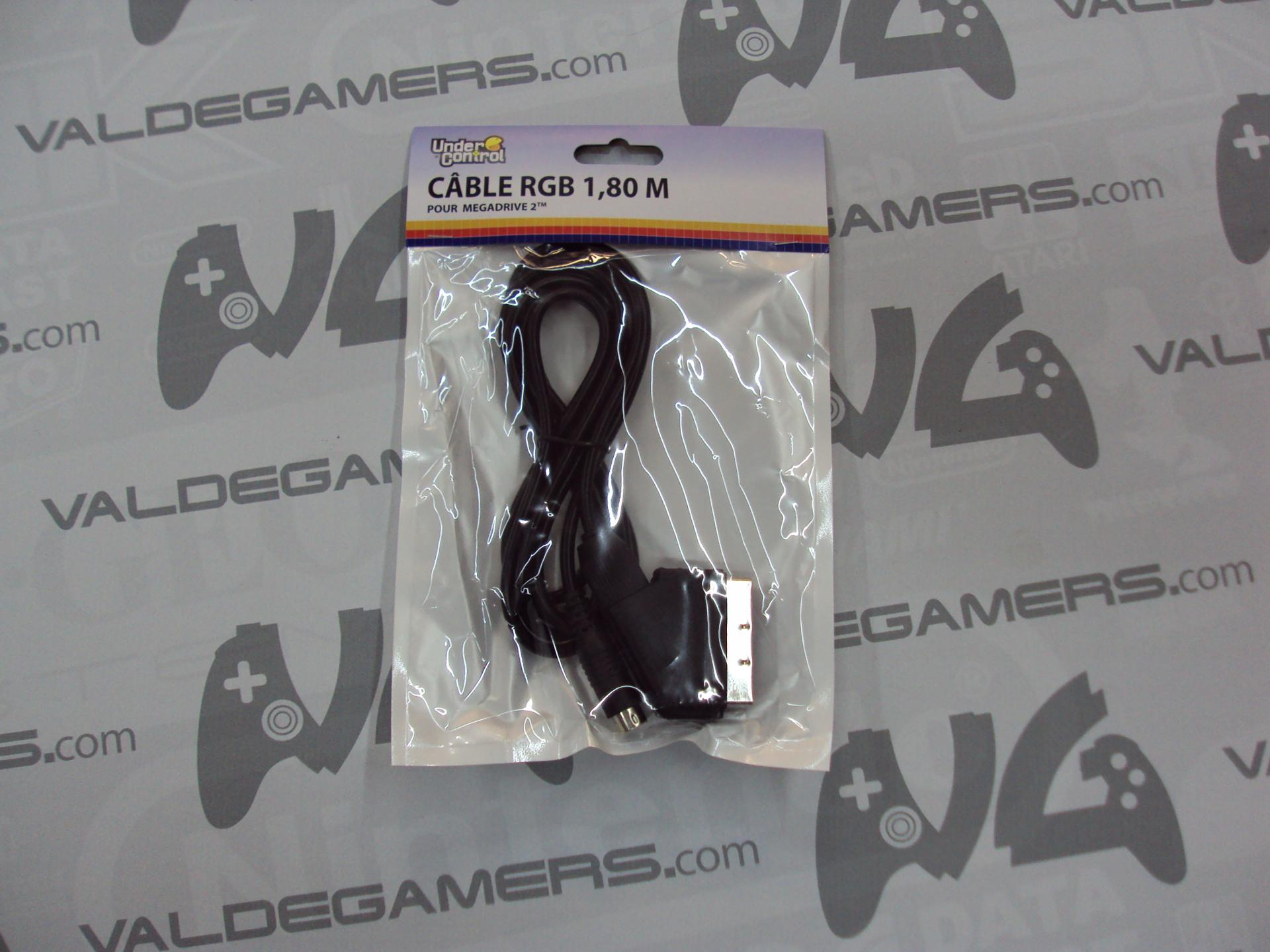 Cable RGB mega drive 2 - NUEVO