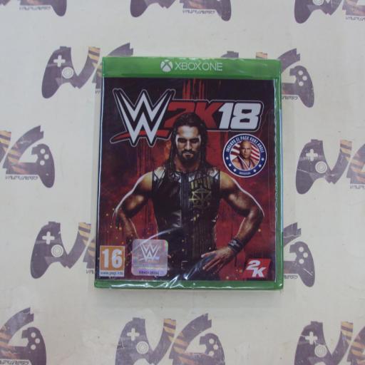WWE 2K18 - NUEVO