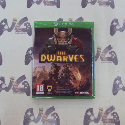 The Dwarves - NUEVO