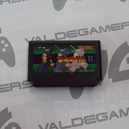 Ninja Ryukenden II: Ankoku no Jashinken - FAMICOM