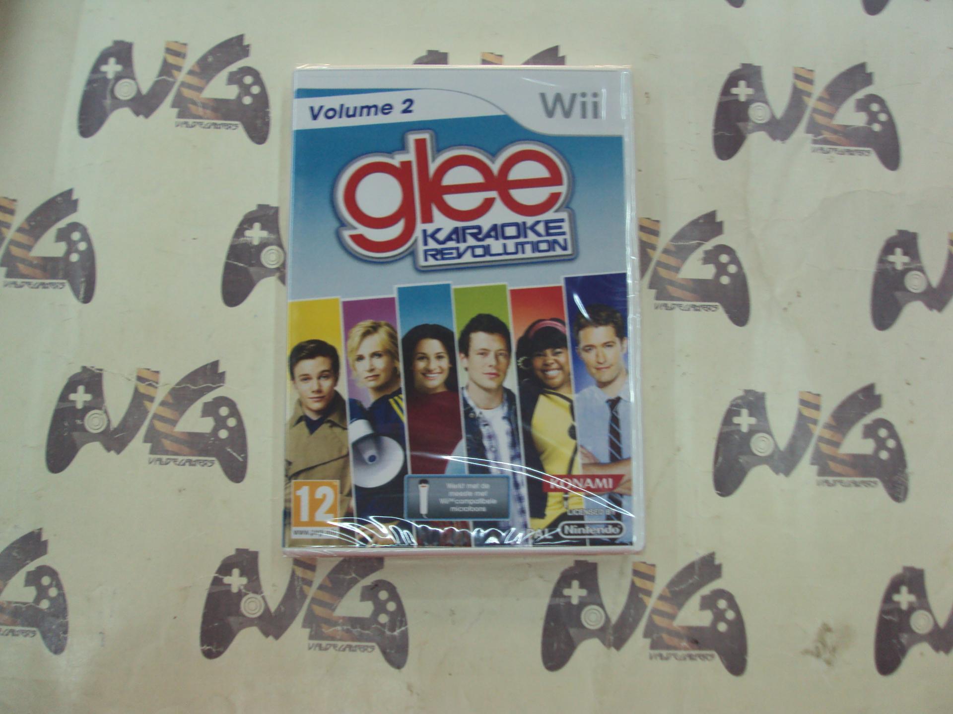 Karaoke Revolution Glee 2 - NUEVO