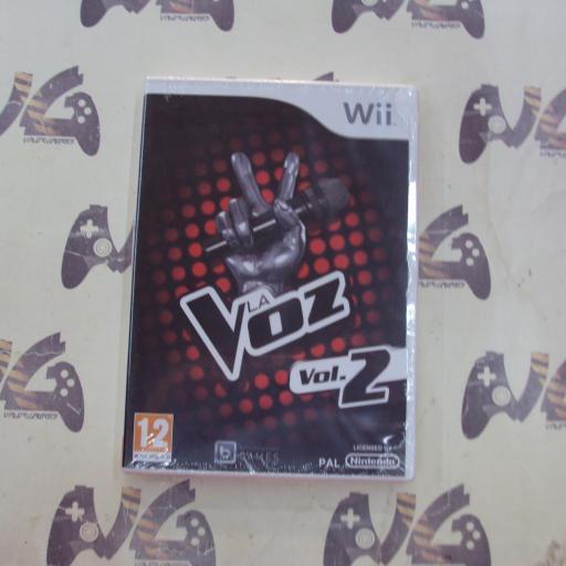 La Voz 2 - NUEVO