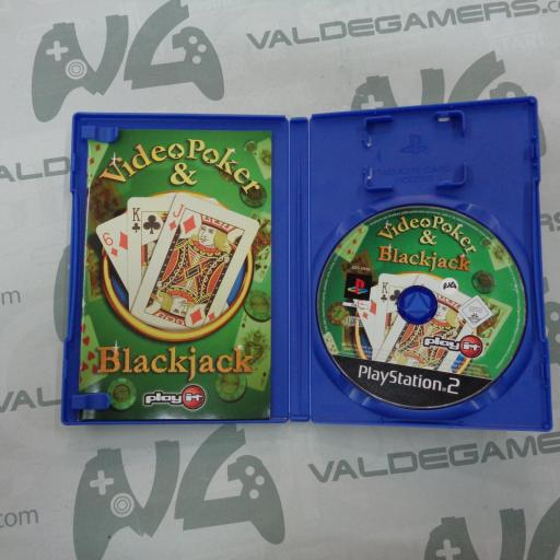 Video Poker & Blackjack [2]