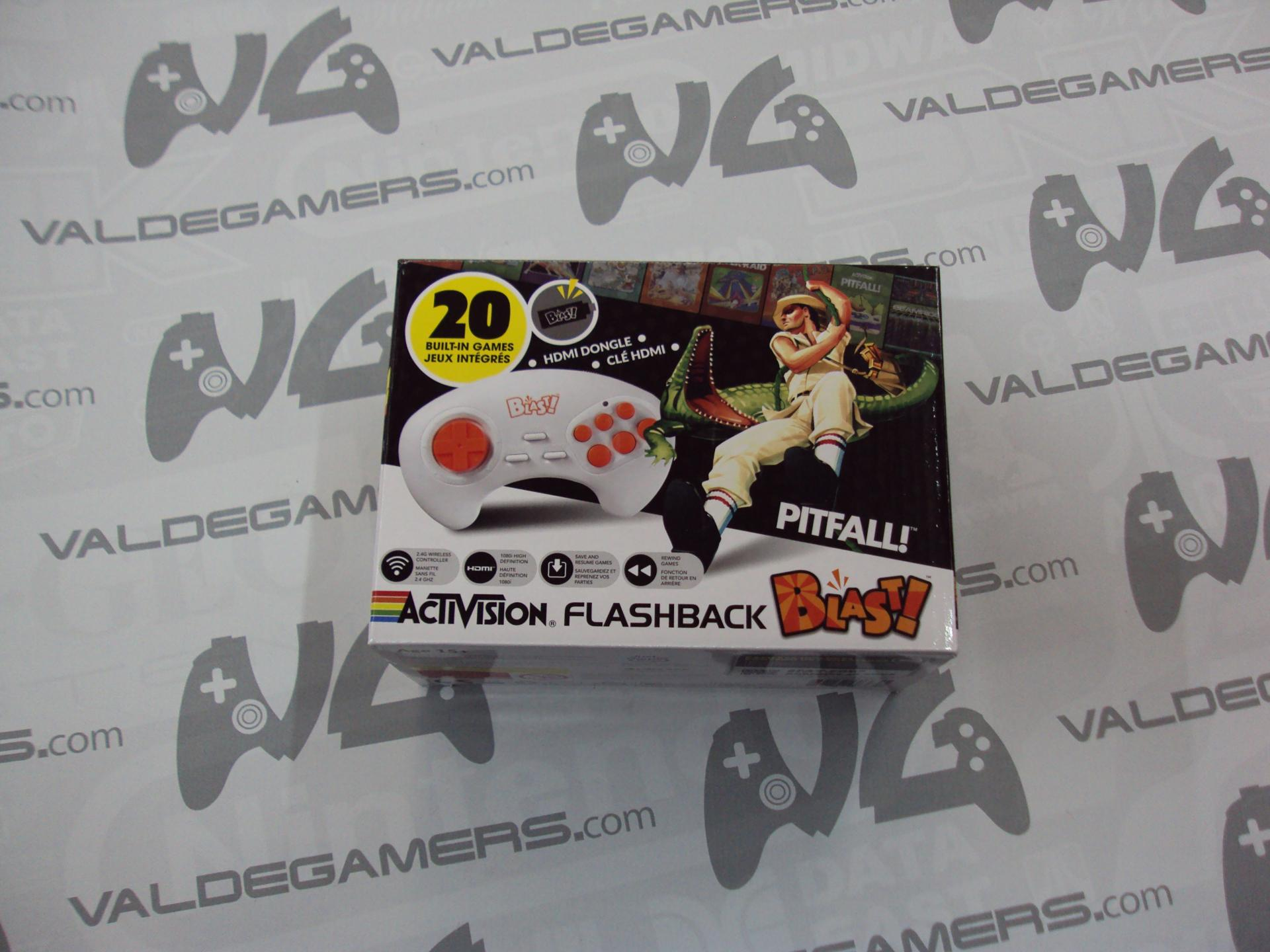 Consola Retro Blast Activision Pitfall (20 Juegos)