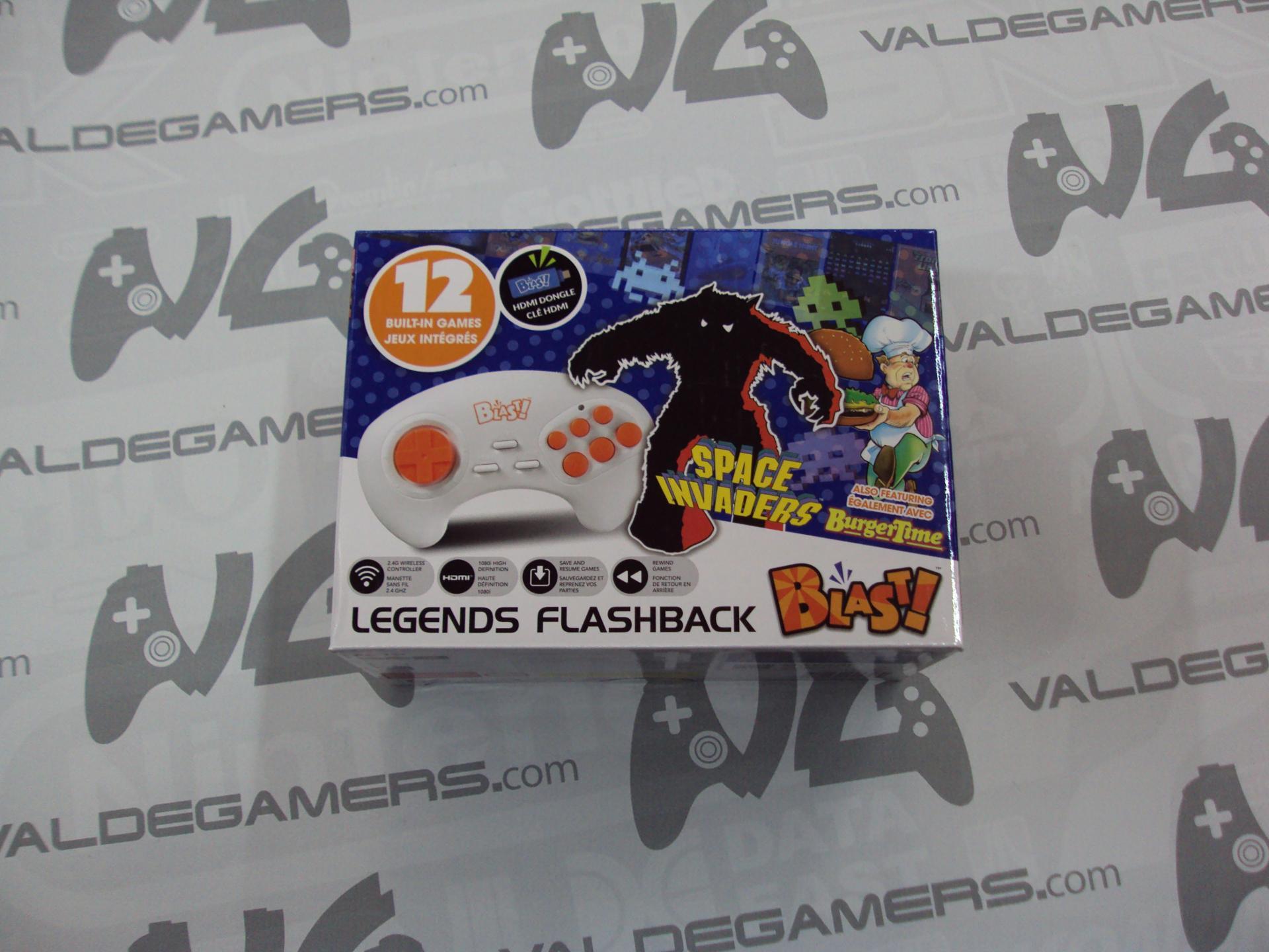 Consola Retro Blast Space Invaders (12 Juegos)
