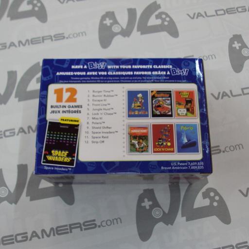 Consola Retro Blast Space Invaders (12 Juegos) [1]
