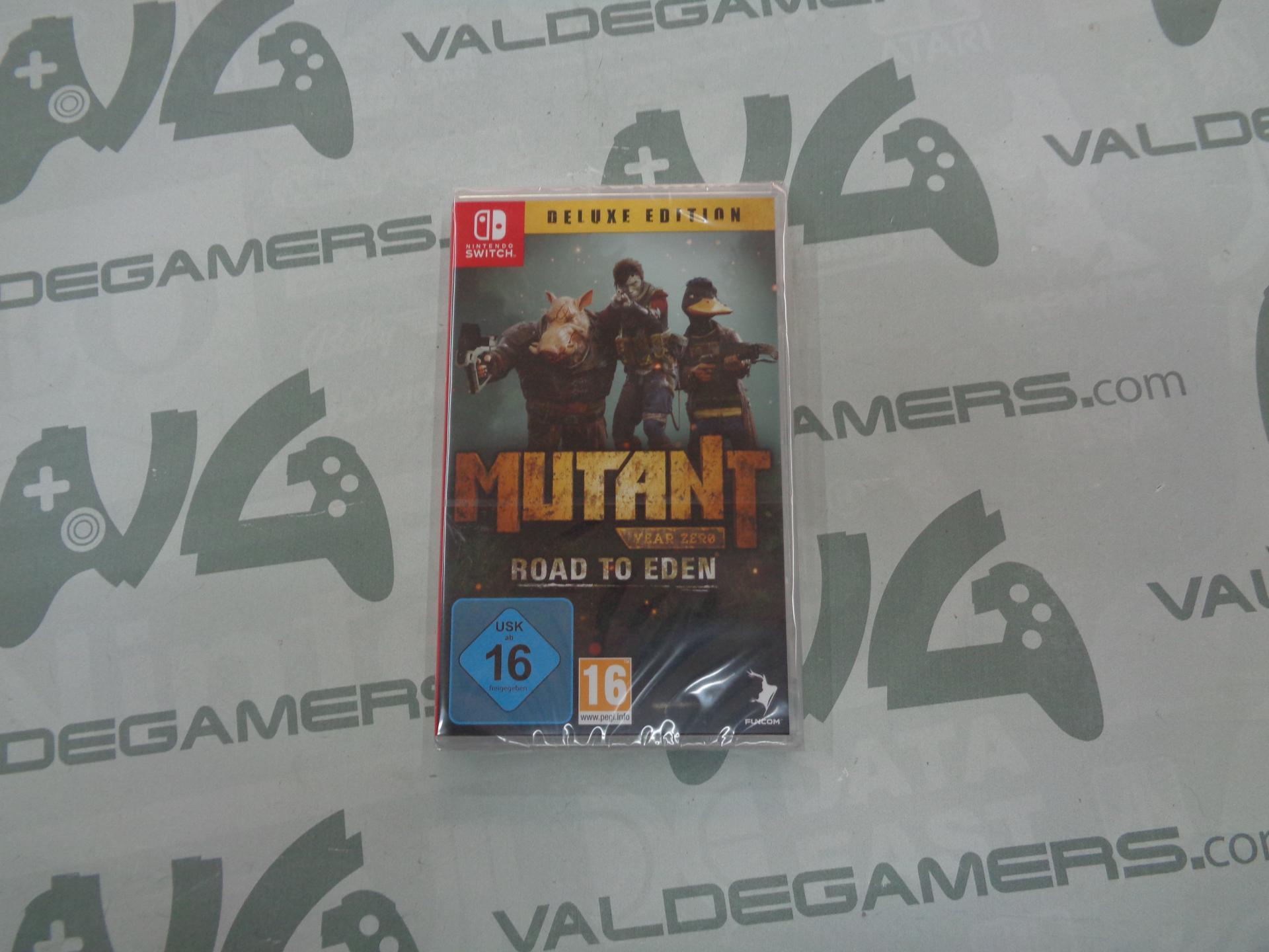 Mutant Year Zero: Road to Eden - Deluxe Edition  - NUEVO