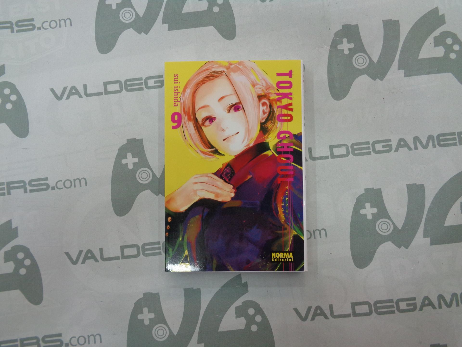 Tokyo Ghoul 9 - Manga
