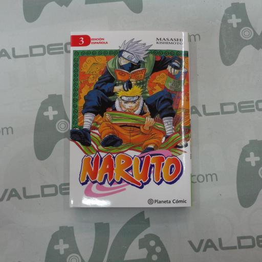 Naruto 1 / 2 / 3 / 4 - Manga [2]
