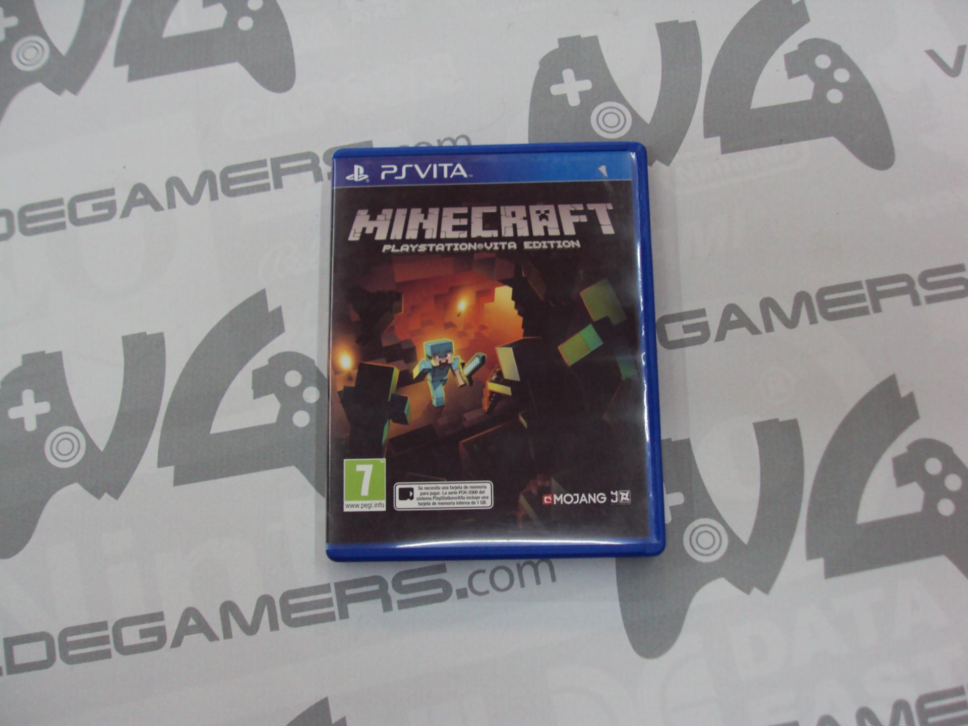 Minecraft vita edition