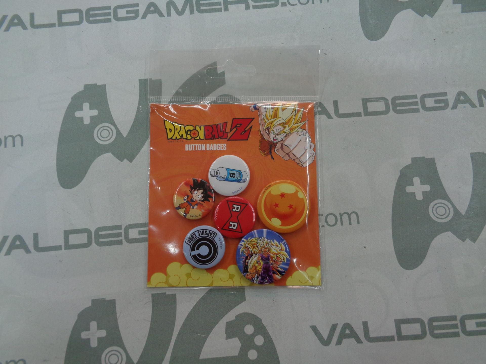Pack Chapas Dragon Ball