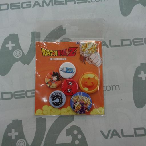 Pack Chapas Dragon Ball [0]