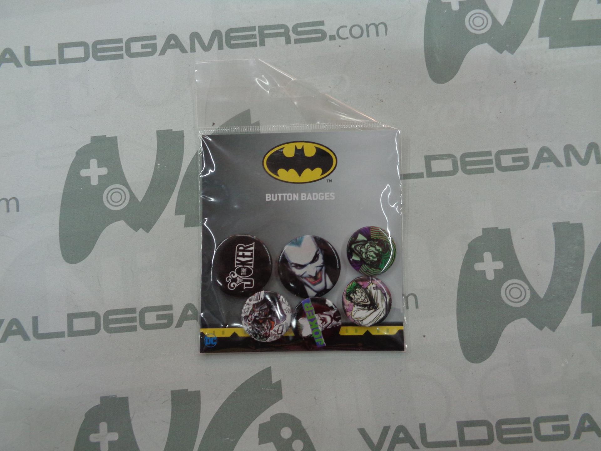 Pack Chapas Joker