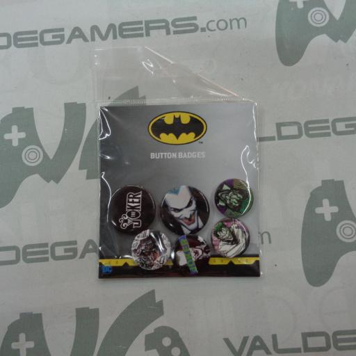Pack Chapas Joker