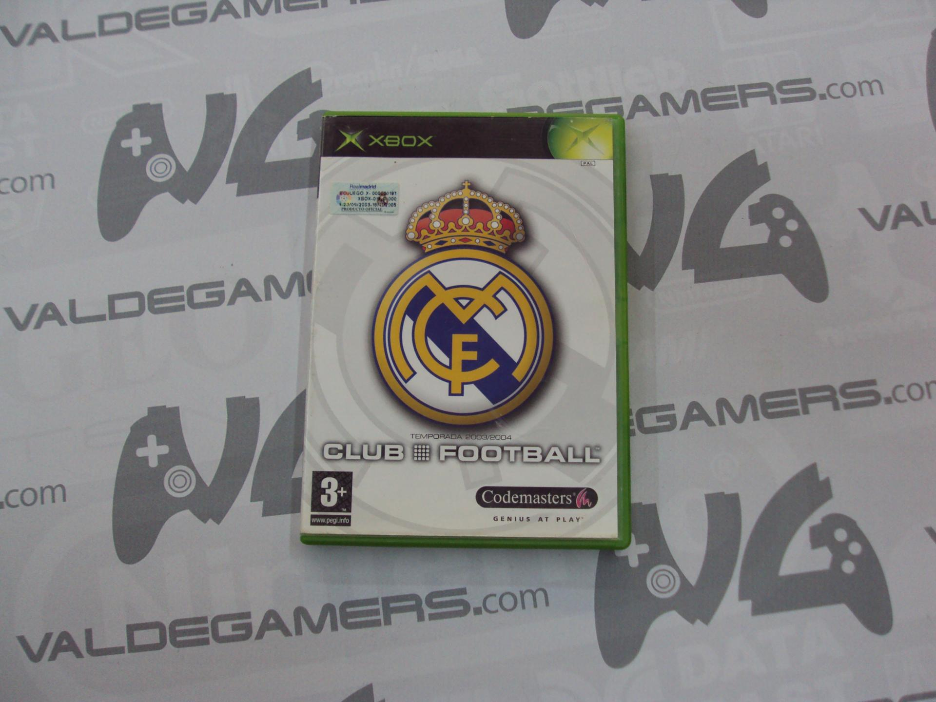 Real Madrid Club Football