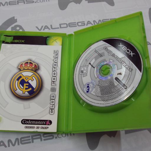 Real Madrid Club Football [2]