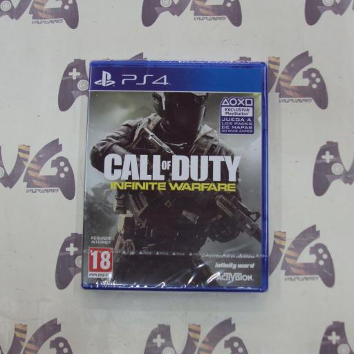 Call of Duty infinite warfare - NUEVO