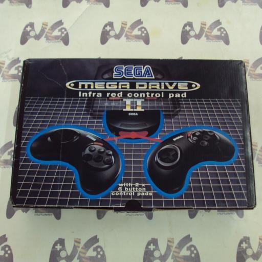 Mandos Mega Drive infra Red