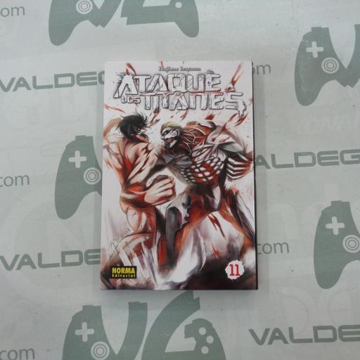 Ataque a los Titanes 9 / 10 / 11 / 12 - Manga [2]