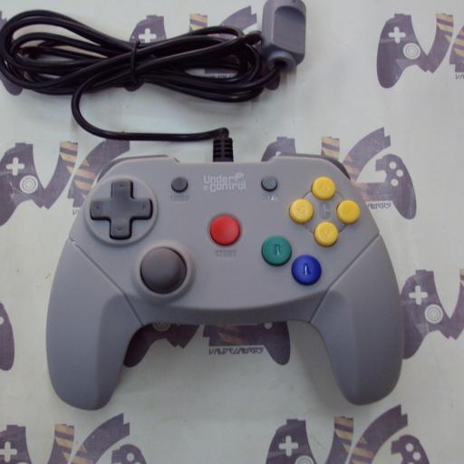 Mando Nintendo 64 Compatible - NUEVO [2]