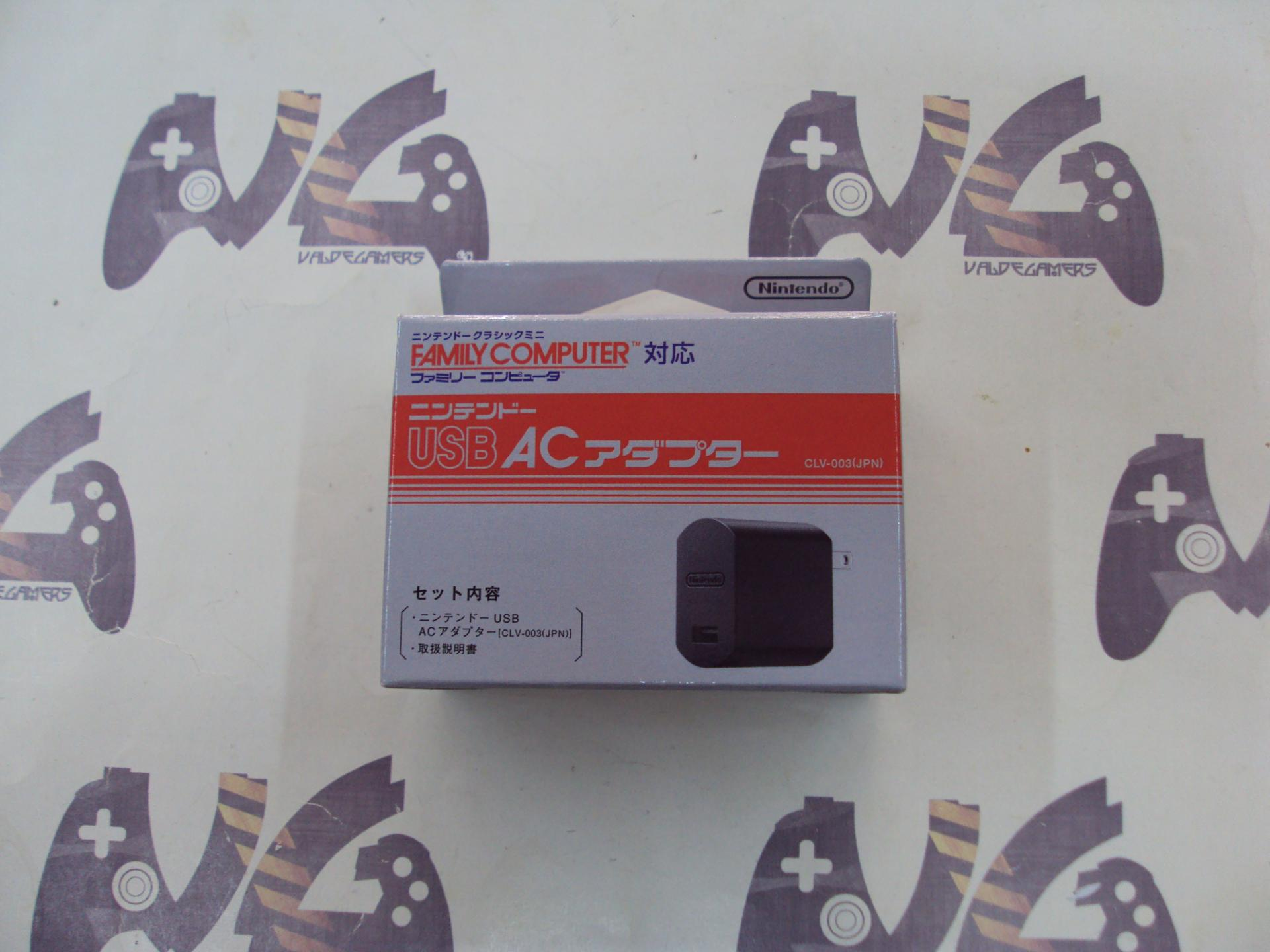 Adaptador de Corriente USB Nintendo -  JAPAN