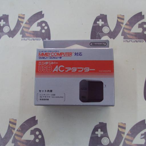 Adaptador de Corriente USB Nintendo -  JAPAN [0]