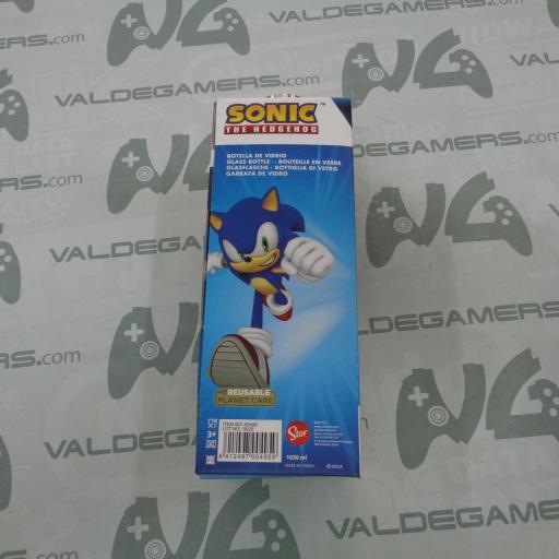 Botella cristal grande Sonic 1030 ML - NUEVO [2]