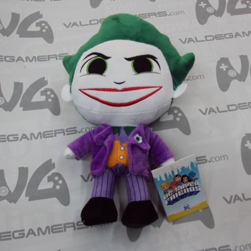 Peluche DC Joker 30cm - NUEVO