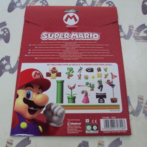 Pegatinas Super Mario - NUEVO [1]