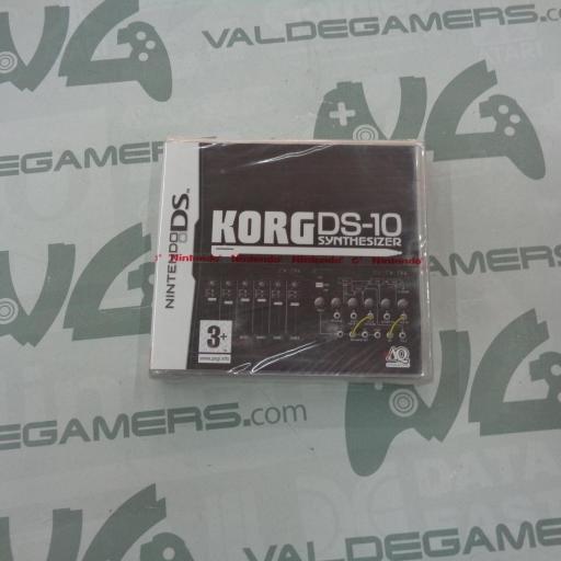 Korg DS-10 Synthesizer - NUEVO