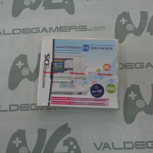 Nintendo DS Browser - NUEVO