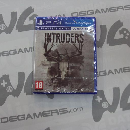 Intruders: Hide and Seek - NUEVO