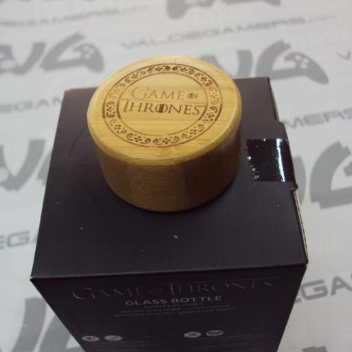 Botella cristal JUEGO DE TRONOS  620ml - NUEVO [1]