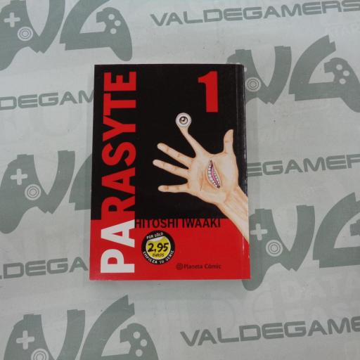 Parasyte 1 - Manga