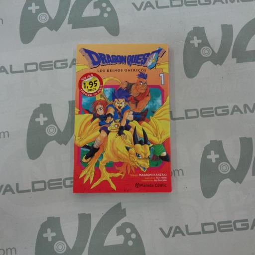 Dragon Quest 1 - Manga