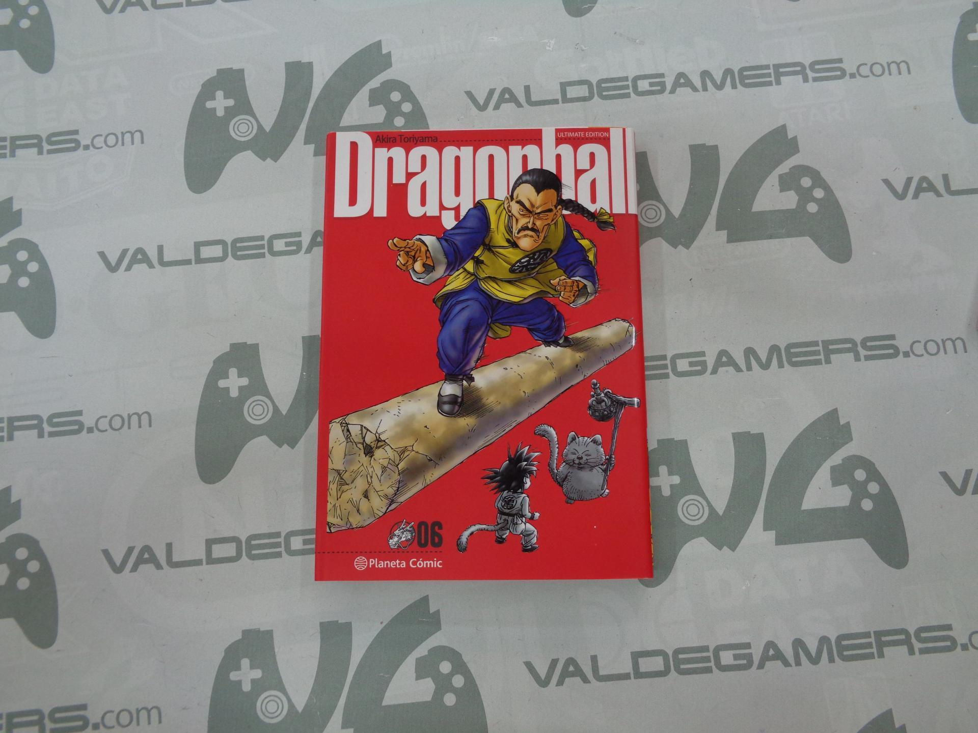 Dragon Ball 6 / 7 / 8  - Manga