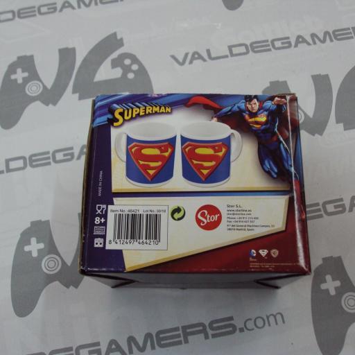 Taza Ceramica 325ML - Superman  - NUEVO [1]