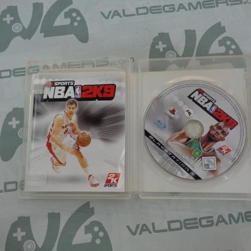 NBA 2K9 [2]