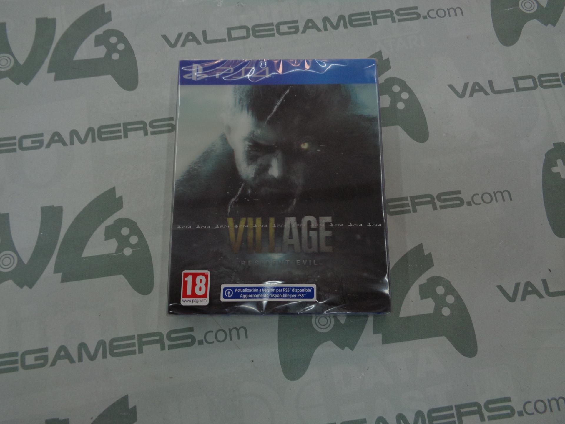 Resident Evil VIIIage - NUEVO