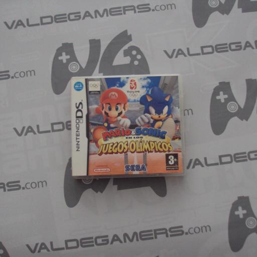 Mario & Sonic en los Juegos Olimpicos