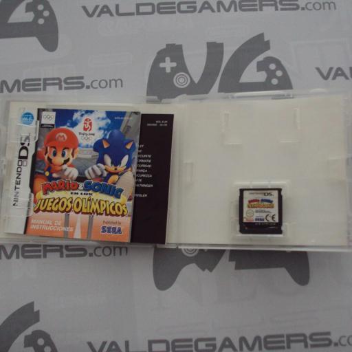 Mario & Sonic en los Juegos Olimpicos [1]
