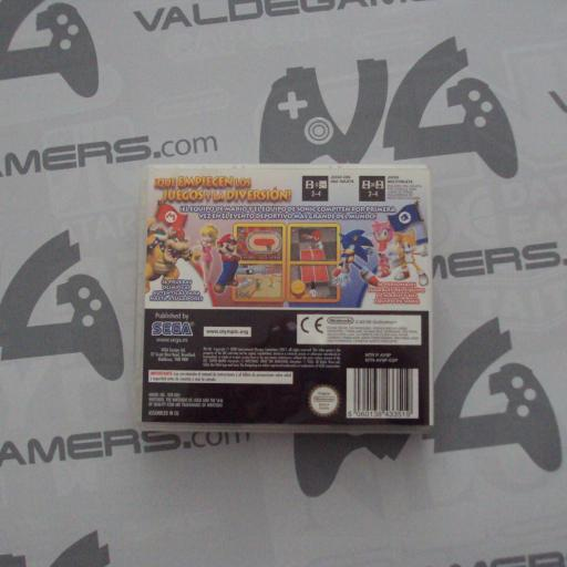 Mario & Sonic en los Juegos Olimpicos [3]