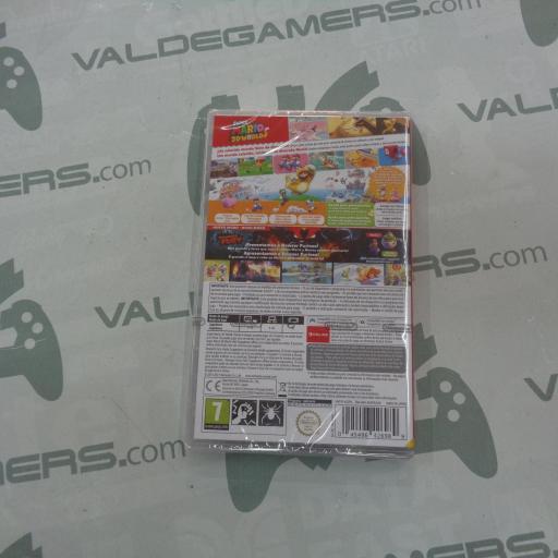 Super Mario 3D World + Bowser'S Fury - NUEVO [1]